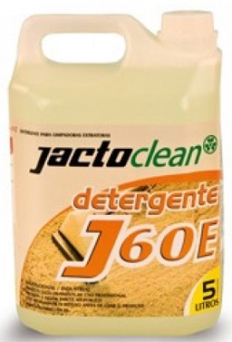 Detergente para Extratora de Carpetes e Estofados Jacto J60E  - GENSETEC GERADORES