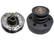Embreagem Mini Buggy 5.5 hp 6.5 hp 7hp   - GENSETEC GERADORES