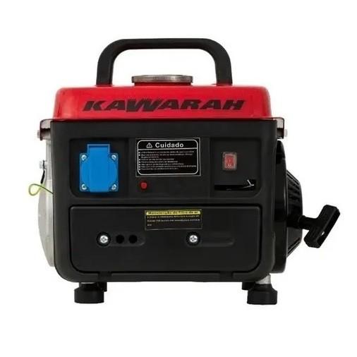 Gerador de Energia Kawarah KGE950 220V 950W Portátil  - GENSETEC GERADORES