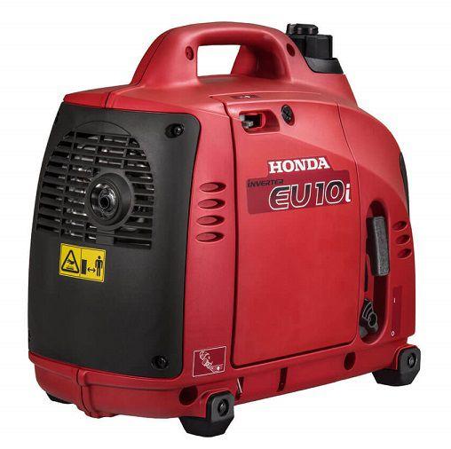 Gerador Inverter Honda EU10I 110V 1kva Portátil Silencioso  - GENSETEC GERADORES