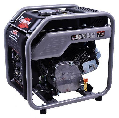 Gerador Inverter Toyama TG4000I 110V 4kva  - GENSETEC GERADORES