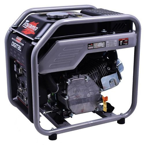 Gerador Inverter Toyama TG4000I 220V 4kva  - GENSETEC GERADORES