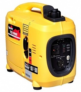 Gerador Inverter Toyama TG1000I 220V 1kva Silencioso  - GENSETEC GERADORES