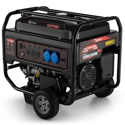 Gerador de Energia Toyama TG12000 CXNE 10.5 kva Monofásico  - GENSETEC GERADORES