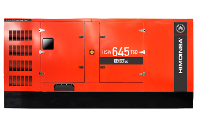 Grupo Gerador Himoinsa Scania HSW 625 T6B 625 kva Silenciado  - GENSETEC GERADORES