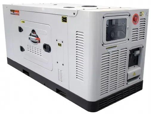 Grupo Gerador de Energia Toyama TD25SGE3 25 kva Trifásico 380V  - GENSETEC GERADORES