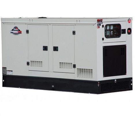 Grupo Gerador de Energia Toyama TDMG125SE3  125 Kva 220V  - GENSETEC GERADORES