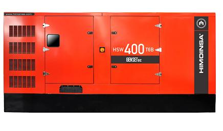 Grupo Gerador Himoinsa Scania HSW 710 T6B 710 kva Silenciado  - GENSETEC GERADORES