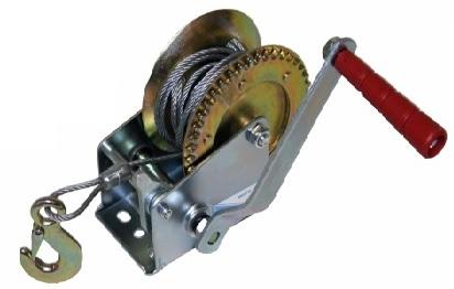 Guincho Manual Lee Tools 1100KG 603225  - GENSETEC GERADORES