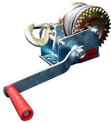 Guincho Manual Lee Tools 540KG 683685  - GENSETEC GERADORES