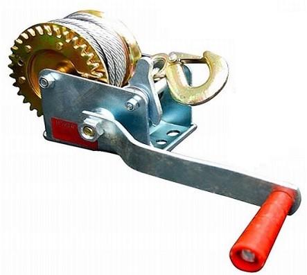 Guincho Manual Lee Tools 270KG 603218  - GENSETEC GERADORES