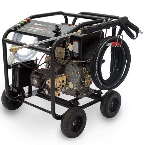 Lavadora de Alta Pressão a Diesel Toyama TDPW3600EXP  - GENSETEC GERADORES
