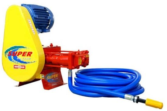 Lavadora Hidromar BH 6750 Fixa Trifásica  - GENSETEC GERADORES