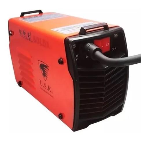 Máquina de Solda Inversora Mini MMA 226 USK 110V  - GENSETEC GERADORES