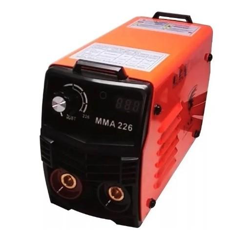Máquina de Solda Inversora Mini MMA 226 USK 220V  - GENSETEC GERADORES