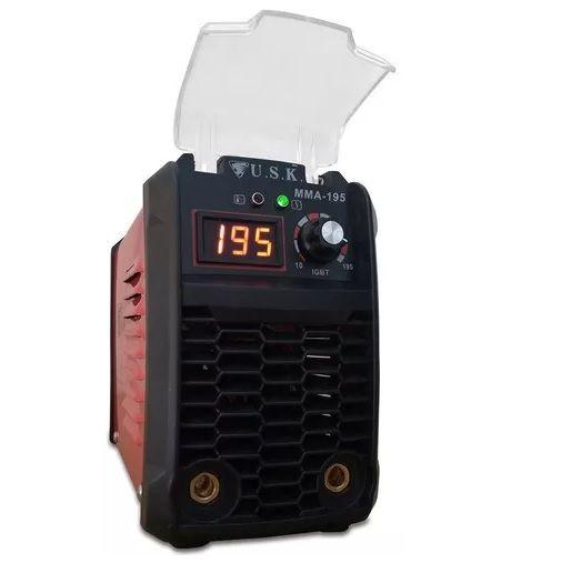 Máquina de Solda Inversora MMA 195 USK 220V  - GENSETEC GERADORES