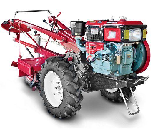 Micro Trator Motocultivador Toyama TDWT73 Partida Manual  - GENSETEC GERADORES