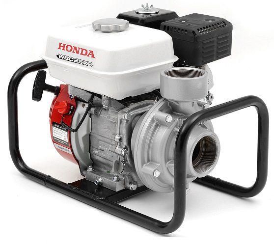 Motobomba a Gasolina Honda WBC25XR Centrífuga  - GENSETEC GERADORES