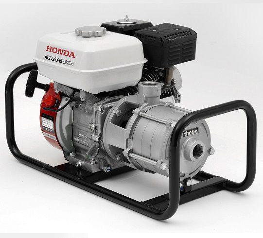 Motobomba a Gasolina Honda WHC10XR Multiestágio  - GENSETEC GERADORES