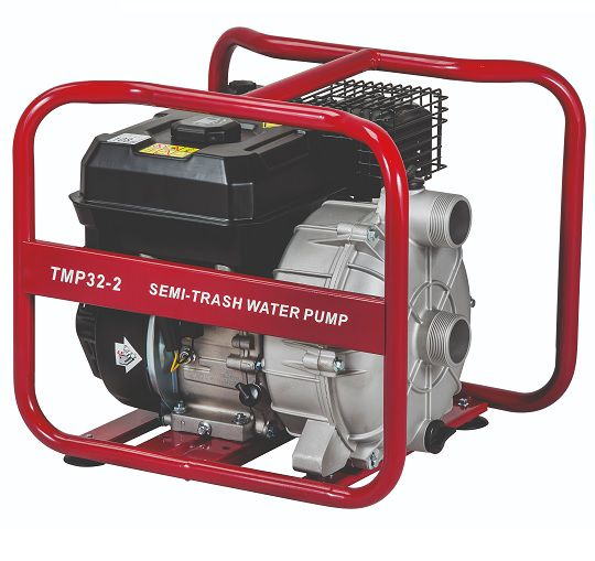 Motobomba a Gasolina Powermate TMP 32-2 Agua Suja - 2 Polegadas  - GENSETEC GERADORES