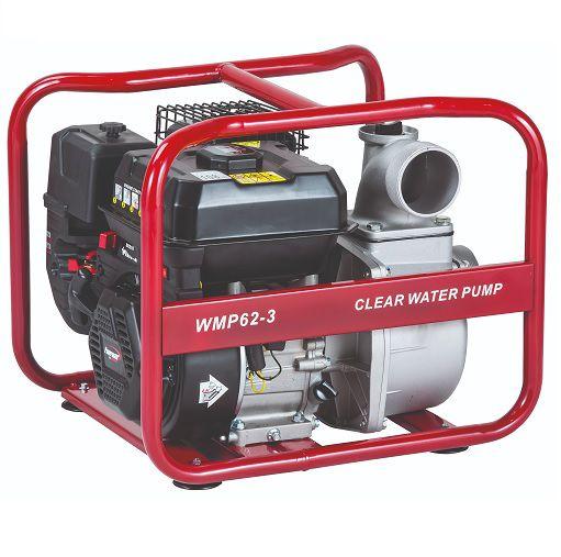 Motobomba a Gasolina Powermate WMP 32-2 - 7hp Auto Escorvante - 2 Polegadas  - GENSETEC GERADORES