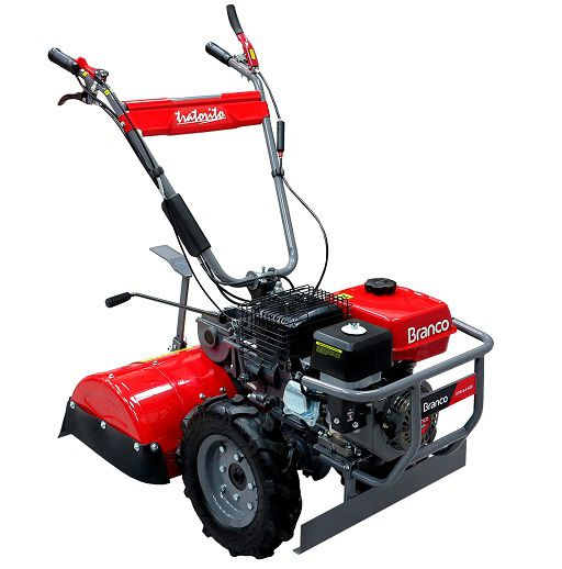 Motocultivador Tratorito Granja Branco B4TTG 6.5-620  - GENSETEC GERADORES
