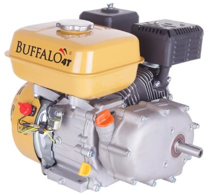 Motor Buffalo 6.5 hp com Embreagem  - GENSETEC GERADORES