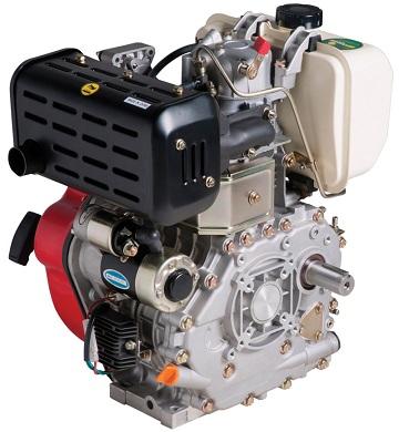 Motor Diesel Branco BD13 1800 RPM Partida Elétrica 13hp  - GENSETEC GERADORES