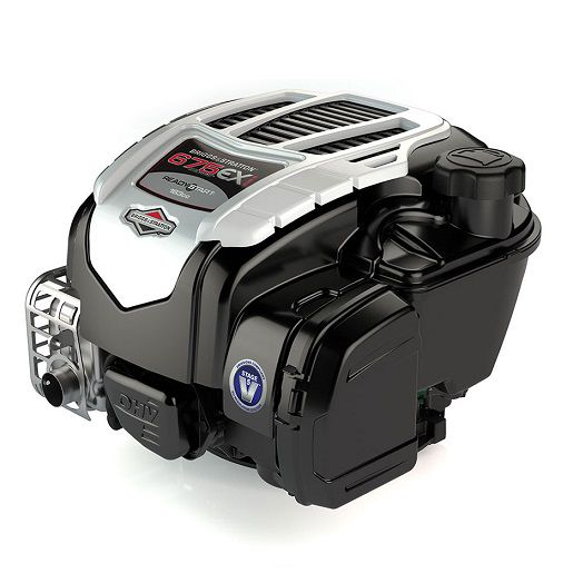 Motor Briggs 675exi Eixo Vertical Curto  - GENSETEC GERADORES
