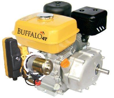 Motor Buffalo 6.5 hp com Embreagem Partida Elétrica  - GENSETEC GERADORES