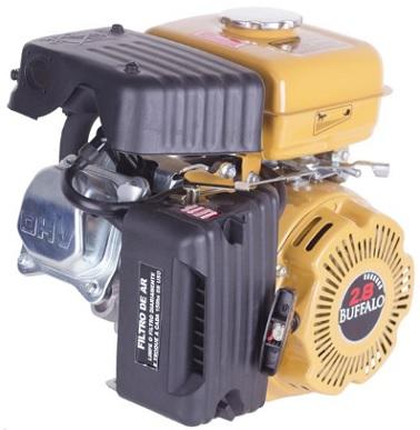 Motor Gasolina Buffalo BFG 2.8hp  - GENSETEC GERADORES