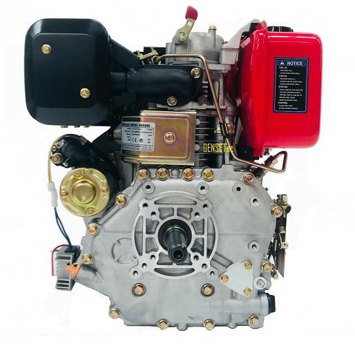 Motor Diesel Branco BD10 G2 Partida Elétrica 10hp  - GENSETEC GERADORES