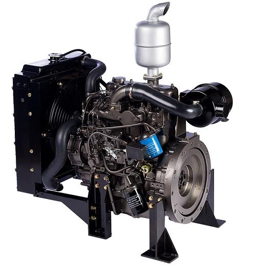 Motor Diesel Branco BD 30E 1800rpm 30hp  - GENSETEC GERADORES