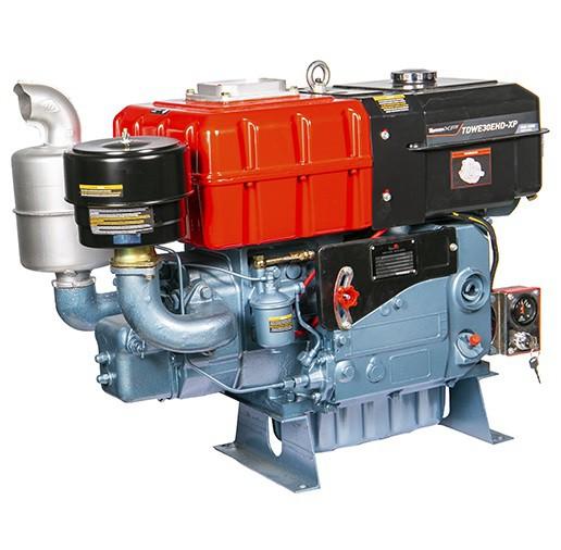 Motor Diesel Toyama TDWE30EHD-XP Partida Elétrica 30hp  - GENSETEC GERADORES