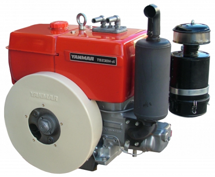 Motor Diesel Yanmar TS230HE Tanque D