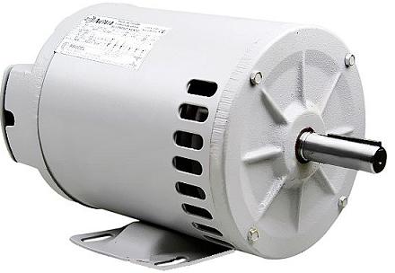 Motor Elétrico Nova 5 cv 2 Pólos Trifásico  - GENSETEC GERADORES
