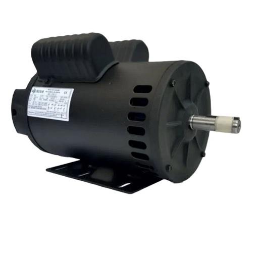 Motor Elétrico Nova 2cv 4 Pólos Monofásico Betoneira  - GENSETEC GERADORES