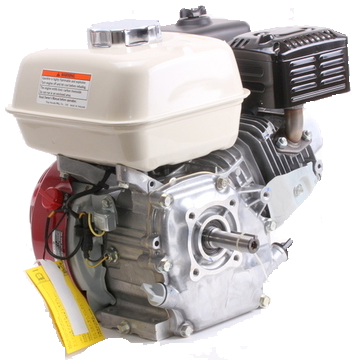 Motor Gasolina Branco B4T 7 hp - Alerta de Òleo  - GENSETEC GERADORES