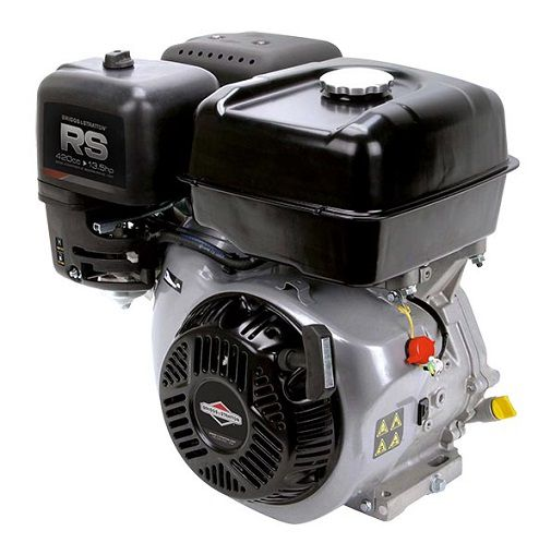Motor Gasolina Briggs And Stratton RS 13,5 hp   - GENSETEC GERADORES