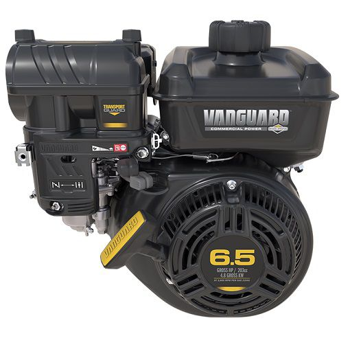 Motor Gasolina Briggs Vanguard 200 6.5 HP  - GENSETEC GERADORES