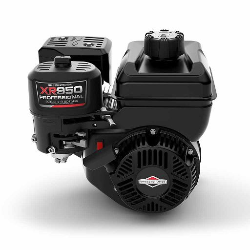 Motor Gasolina Briggs And Stratton XR 8.0 HP  - GENSETEC GERADORES