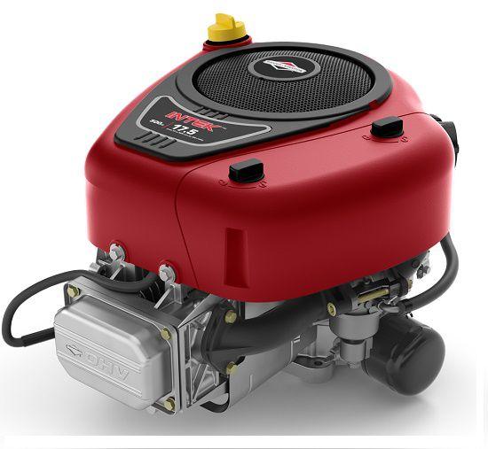Motor Gasolina Briggs & Stratton Vertical 17.5 hp  - GENSETEC GERADORES