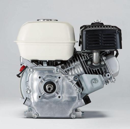 Motor Gasolina Honda GP160H QXB 5.5 hp - Alerta de Óleo  - GENSETEC GERADORES