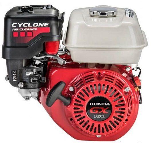 Motor Gasolina Honda GX160 Cyclone 5.5 hp - Alerta de Óleo  - GENSETEC GERADORES