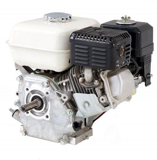 Motor Gasolina Honda GX160 QD 5.5 hp  - GENSETEC GERADORES