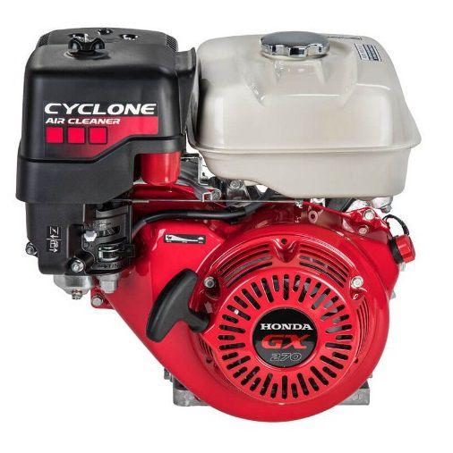 Motor Gasolina Honda GX270 Cyclone 9hp - Alerta de Óleo  - GENSETEC GERADORES