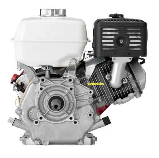 Motor Gasolina Honda GX270 HQX 9hp - Alerta de Óleo  - GENSETEC GERADORES
