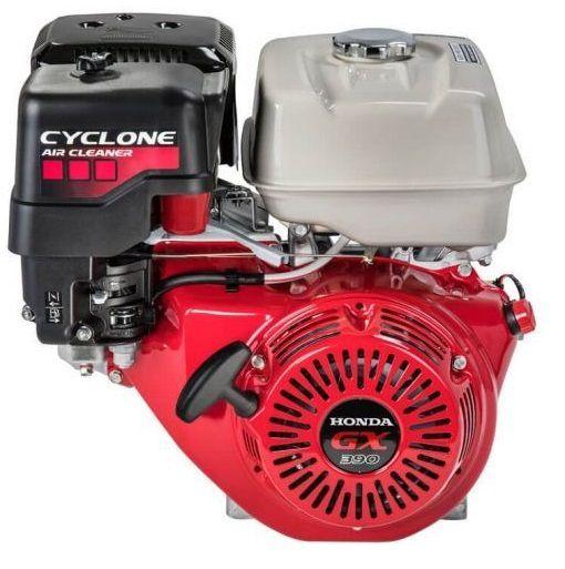 Motor Gasolina Honda GX390 Cyclone 13hp - Alerta de Óleo  - GENSETEC GERADORES
