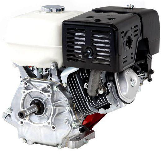 Motor Gasolina Honda GX390 H1QX 13hp - Alerta de Óleo  - GENSETEC GERADORES