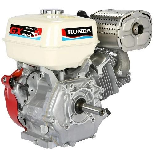Motor Gasolina Honda GX390 MEGA 13.3 hp  - GENSETEC GERADORES